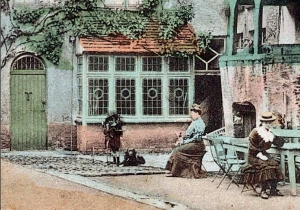 (c) Café Vlissinghe