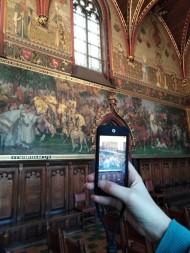Erfgoedapp_Augmented Reality bij Musea Brugge_2019_© Erfgoedcel Brugge